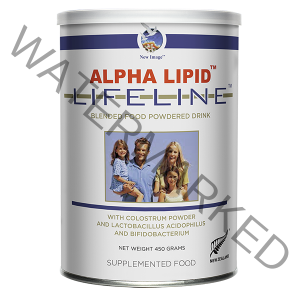 alpha lipid lifeline 450g Colostrum Powdered Drink