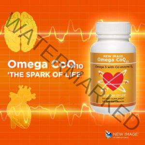 Omega CoQ10 - The Spark of Life